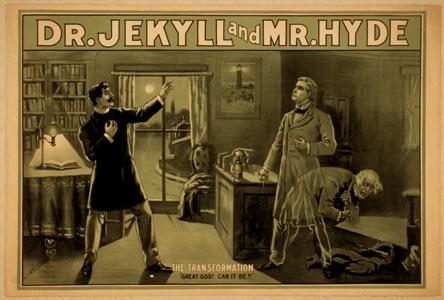 Dr. Jekyll, Mr Hyde e la degenerazione dell'uomo