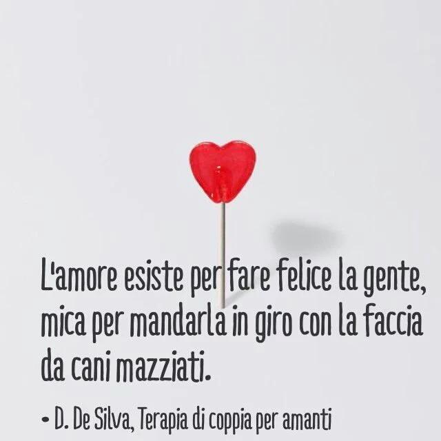 Diego De Silva Terapia di coppia per amanti