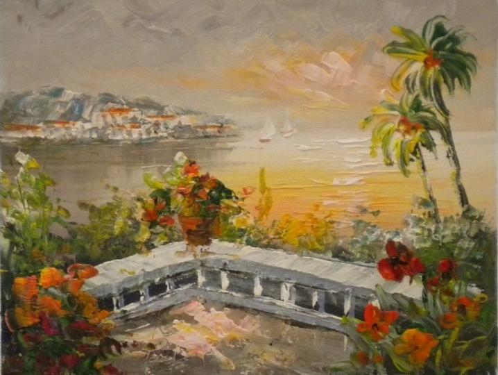 Racconto: Un terrazzo pulito – Eugenia Mariagrazia Cavallaro
