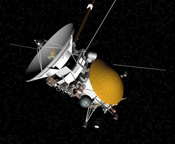 Una standing ovation per Cassini