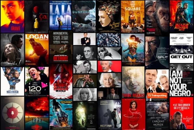 Un anno di cinema e tv: i migliori personaggi del 2017