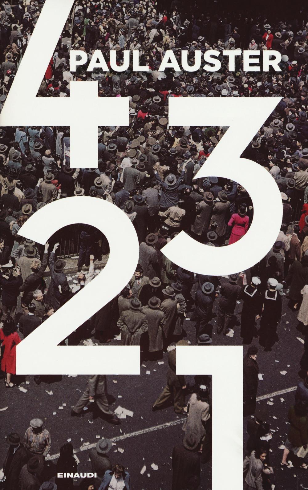 4 3 2 1 destini di Archie Ferguson