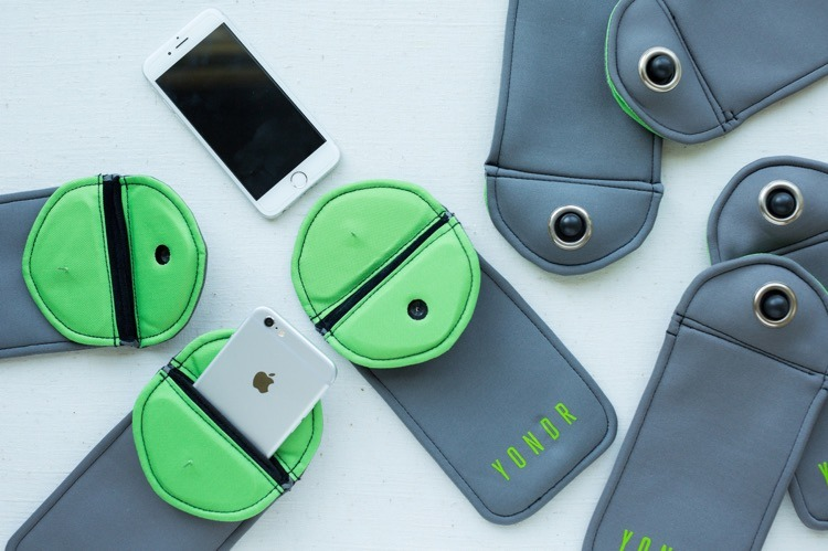 Yondr: la startup che ha dichiarato guerra agli smartphone