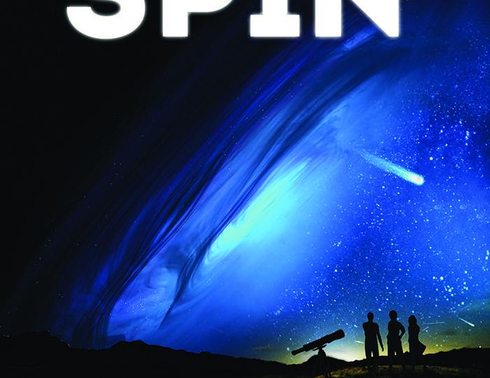 Come cadiamo quando mancano le stelle. Spin, di Robert C. Wilson
