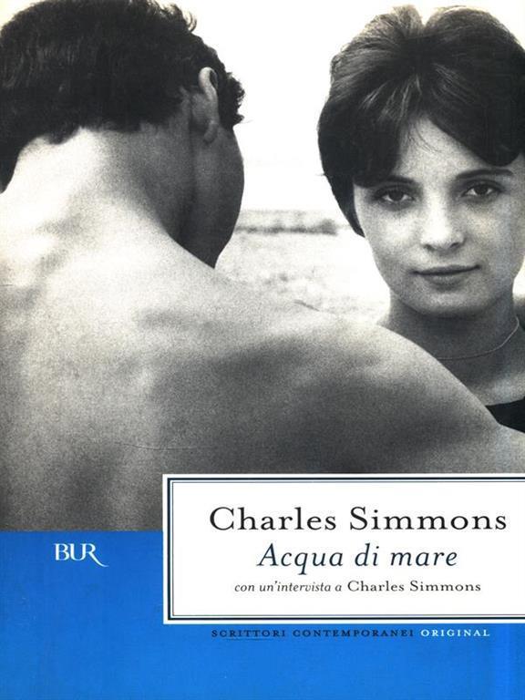 """Dimenticati nel cassetto: """"Acqua di mare"""" di Charles Simmons"""