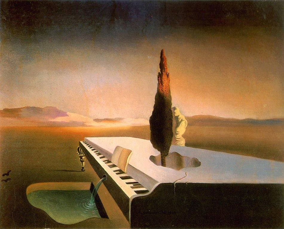 Racconto: Il pianista – Pietro Patrizi