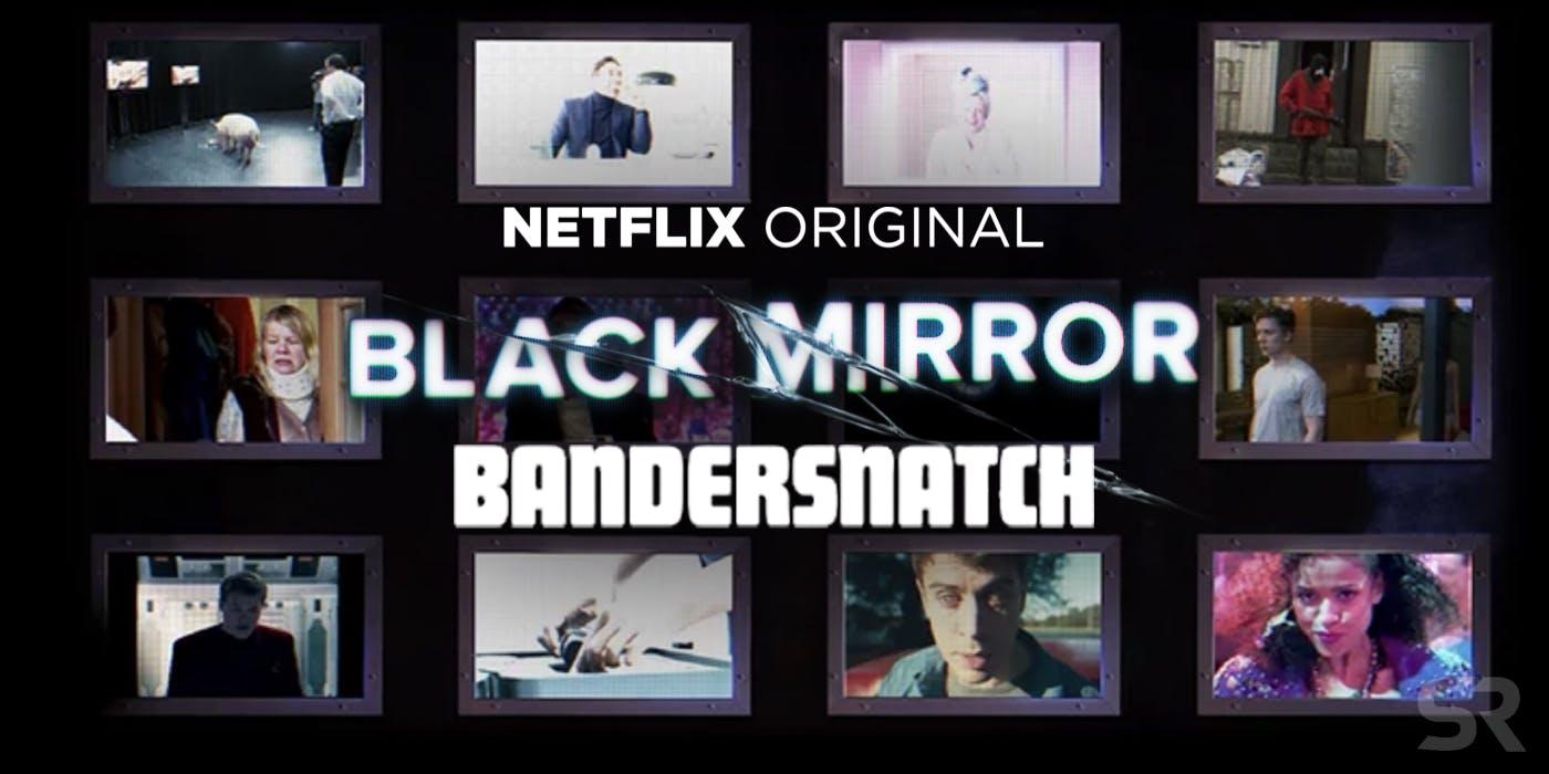 Bandersnatch e lo specchio scuro della metatestualità