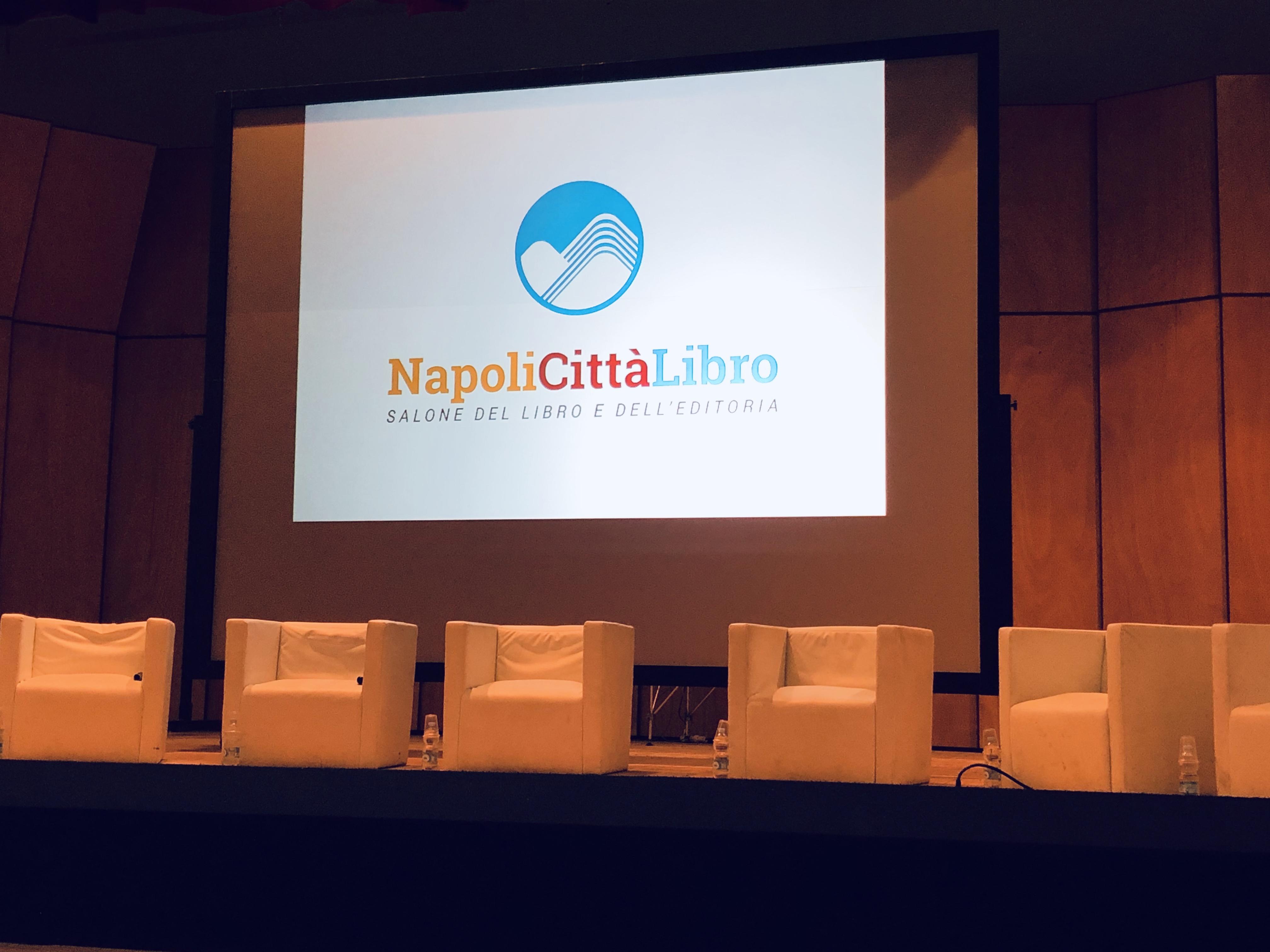 Napoli Città Libro 2019. Il volto pop e intermediale della seconda edizione.