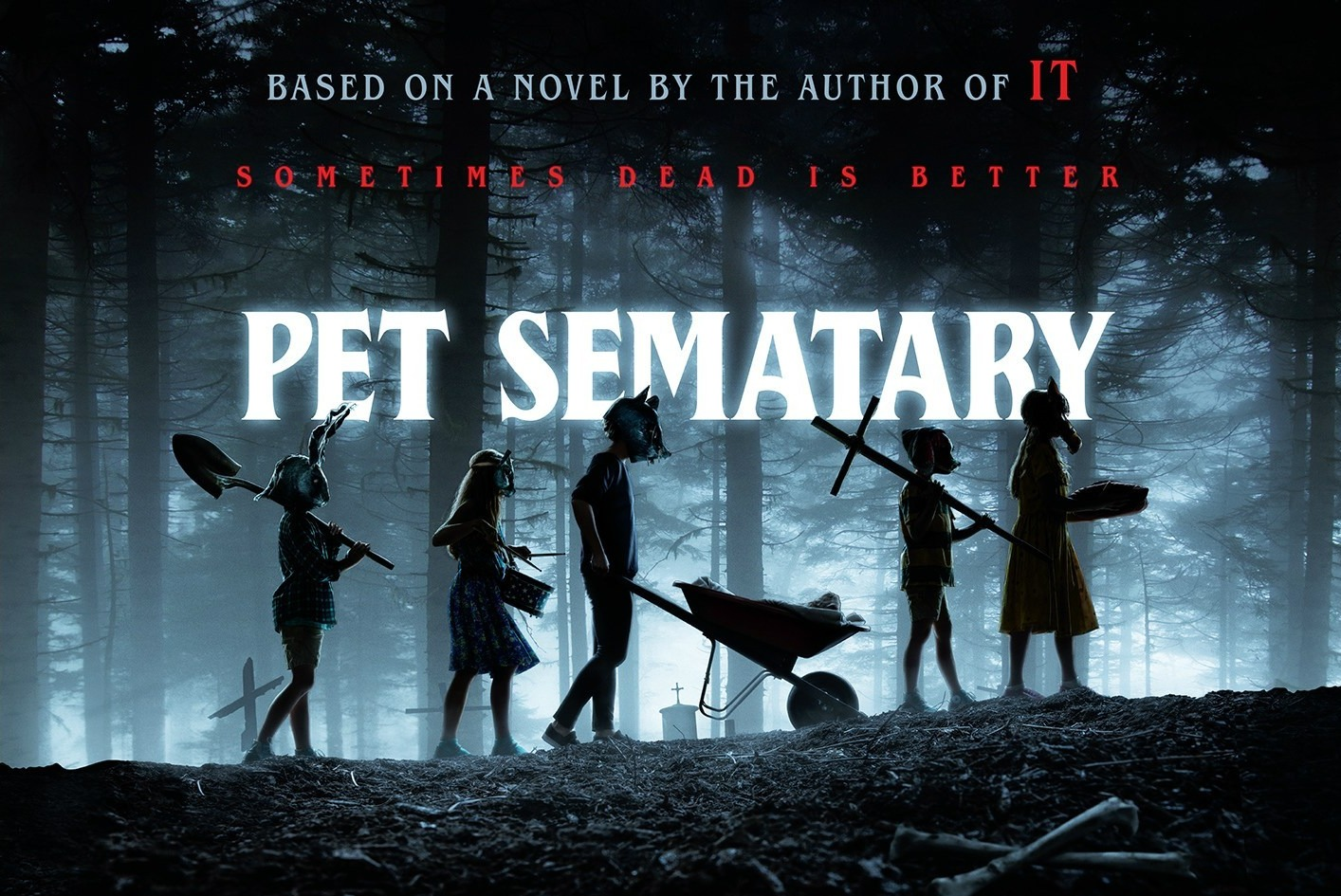 Pet Sematary, il cimitero degli animali dal libro di Stephen King