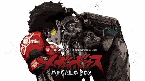 Megalo Box: Anime e Retelling