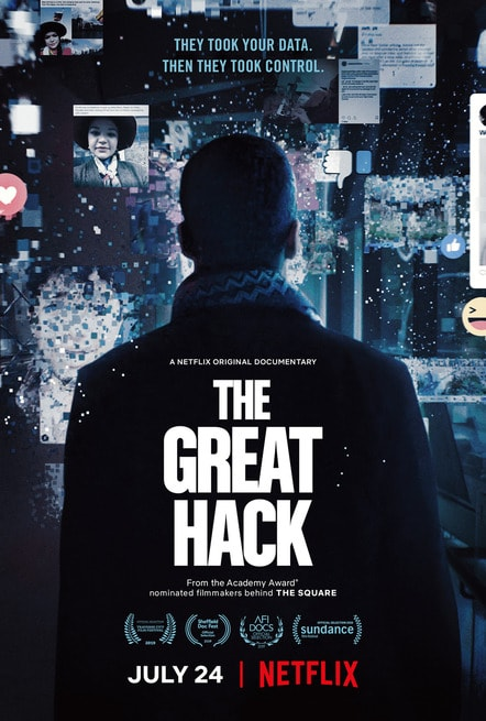 The Great Hack: la propaganda nell'era delle cleptocrazie digitali