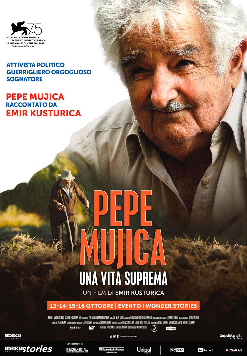 Pepe Mujica – Una vita suprema: elogio della sobrietà al potere