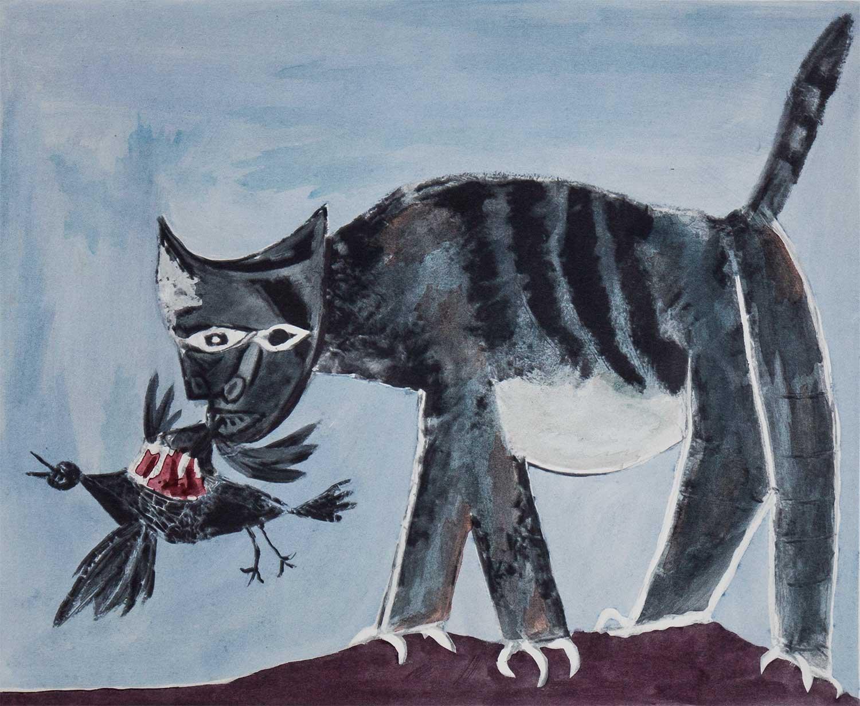 Racconto: Il gatto immaginario – Alice Sagrati