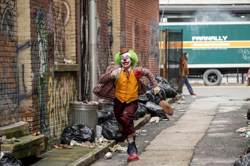 Benvenuti nei bassifondi di Gotham City