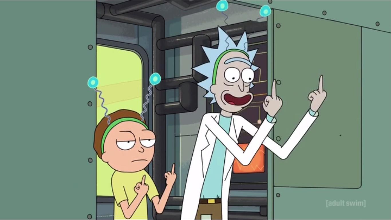 Dieci motivi per guardare Rick and Morty
