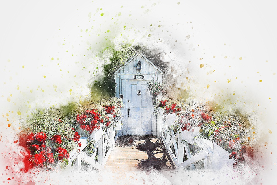 Racconto: Il posto delle rose rosse – Silvana Giuliano