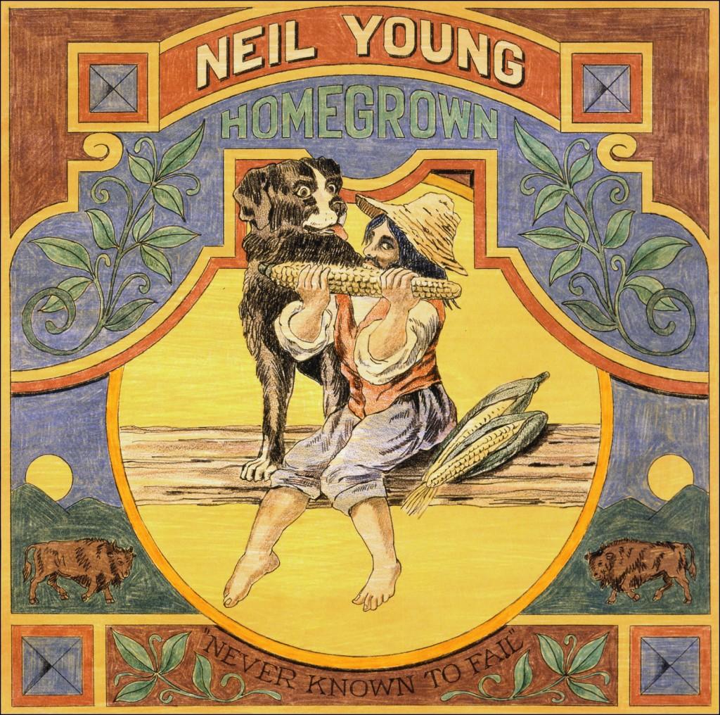 Neil Young e il disco senza età
