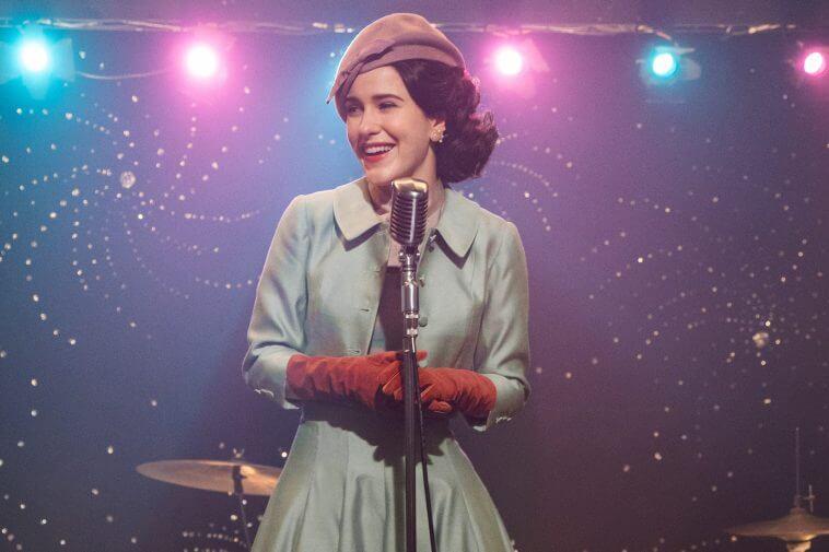 Chi ha sentito parlare della fantastica signora Maisel?