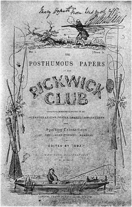 I Pickwickiani di Charles Dickens, traduzione di Federigo Verdinois