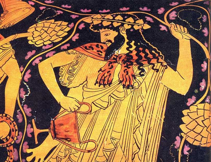 In balìa di Dioniso: tragedia e psicoanalisi nel romanzo di Arsì
