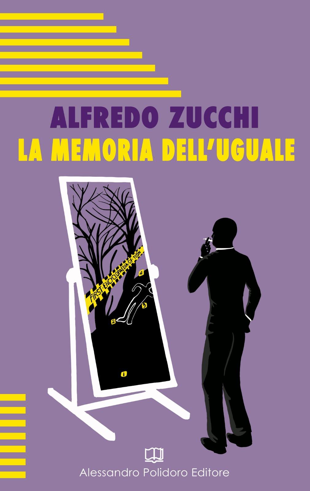 La memoria dell'uguale, Alfredo Zucchi. La nebbia nella costruzione narrativa
