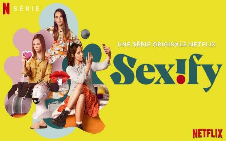 Sexify, serie tv Netflix