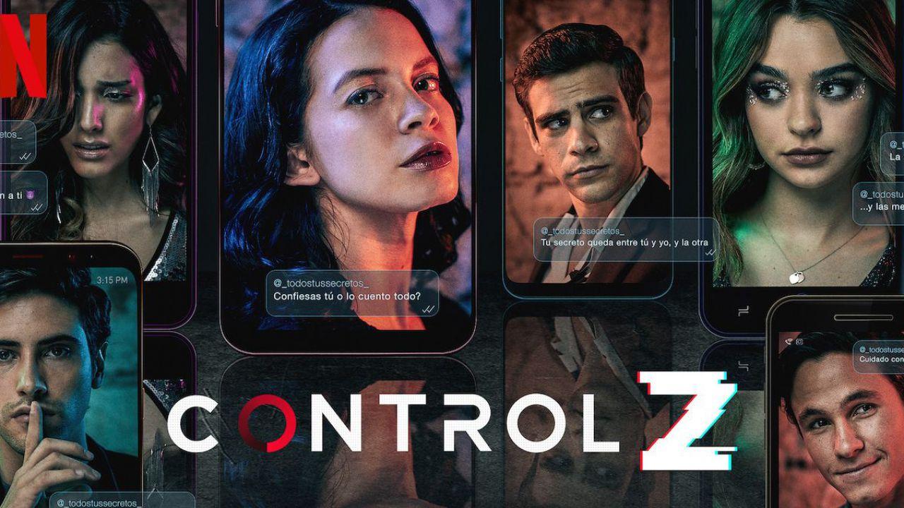 Control Z e i segreti dei teenager